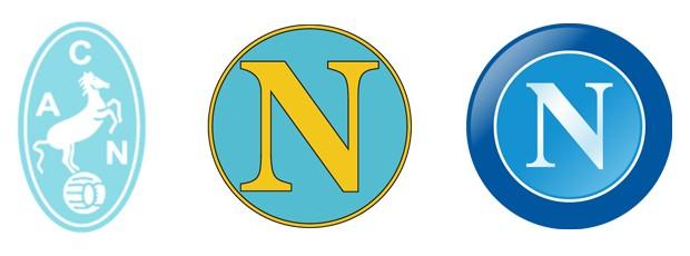 La storia del logo del Calcio Napoli
