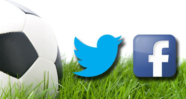 Il calcio-gossip si gioca sui social