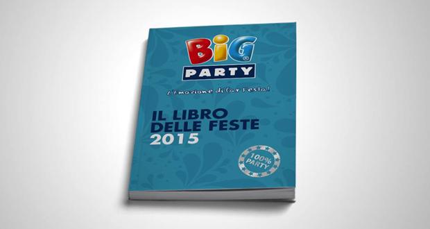 Big Party – Il Libro delle Feste edizione 2015
