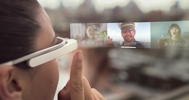 Il nuovo design dei Google Glass