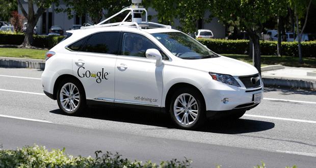 La pubblicità arriva anche sulle Google Car