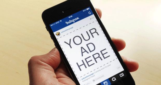 La pubblicità sbarca su Instagram