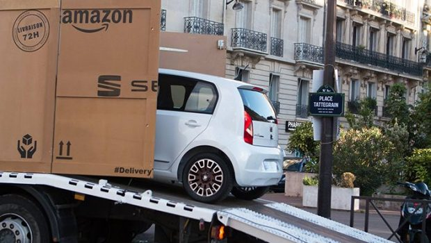 Seat all'avanguardia: adesso l'auto si compra su Amazon