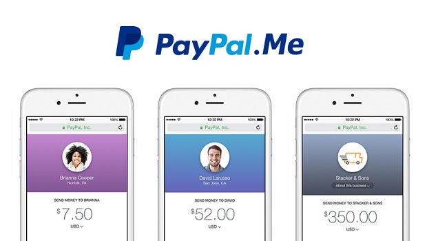 Cos'è paypal.me?