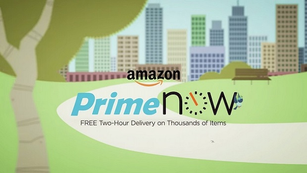 Che cos'è Amazon Prime Now?